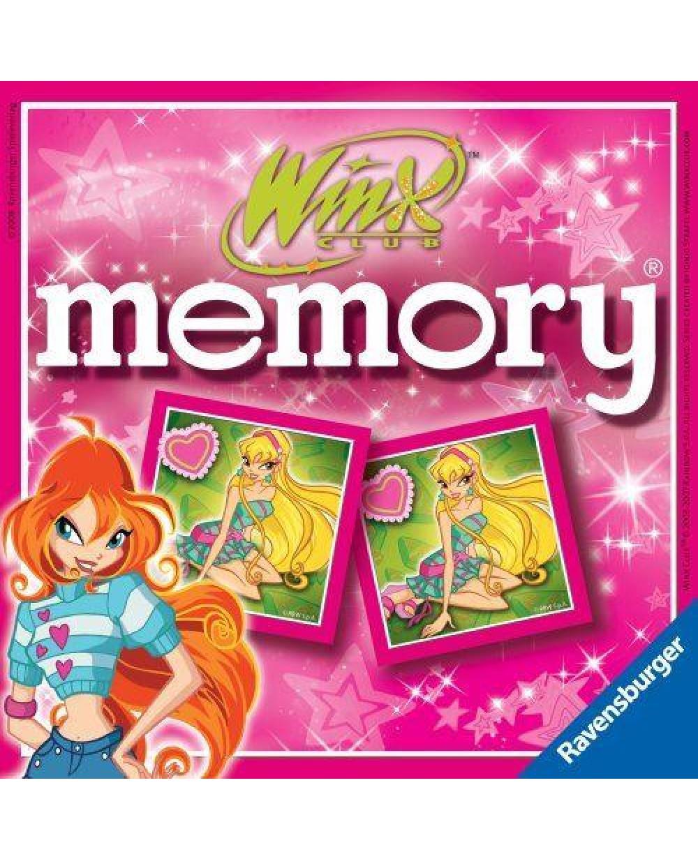 Ravensburger 21913  Memory Winx Club NUOVO