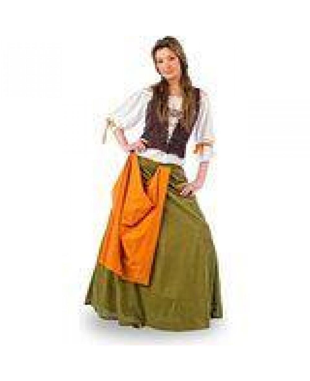 Il negozio online giochi carnevale scuola costume da ragazza serva - Costume da bagno traduzione ...