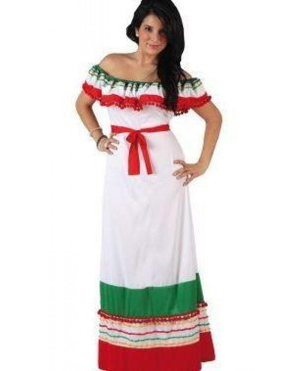 Il negozio online giochi carnevale scuola costume da messicana t 2 - Costume da bagno traduzione ...