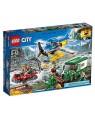 LEGO 60175 lego city police rapina sul fiume
