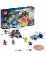 LEGO 76098 lego super heroes l'inseguimento congelante della