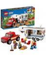 LEGO 60182 lego city great vehicles pickup e caravan