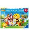 ravensburger 07594 puzzle 2x12 ape maya 3+