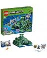 LEGO 21136.0 lego minecraft monumento oceanico