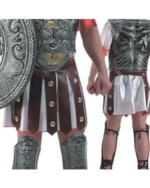 carnival toys 01857 gonna romano romana con borchie in busta