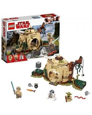 LEGO 75208 lego star wars rifugio yoda