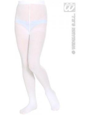 widmann 2051w calze collant bianchi-3 misure bambino: