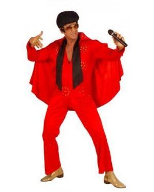 Costume Re Del Rock M In Tessuto Pesante - Ass. 3
