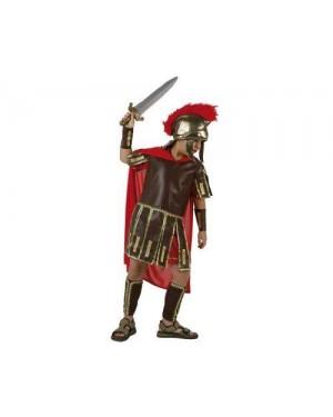 Costume Da Romano 5-6 Anni Gladiatore