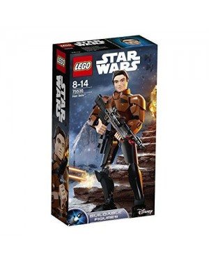 LEGO 75535 lego constraction star wars han solo