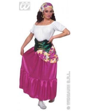 Costume Zingara Xl Con Accessori