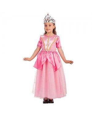 CARNIVAL TOYS 66014 costume principessa rosa iv-v