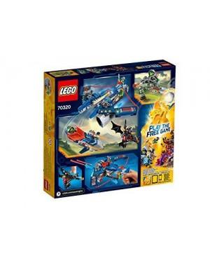 LEGO 70320 lego nexo knights l'aero-jet v2 di aaron