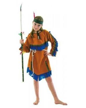CLOWN 70259 costume indiana 8 anni