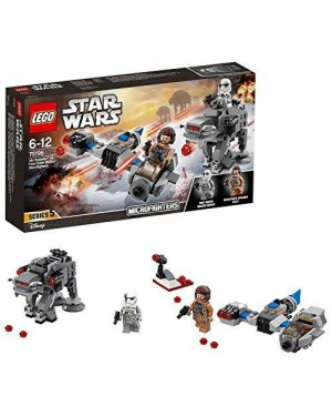 LEGO 75195 lego star wars ski speeder# contro microfighter