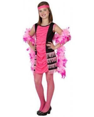 Costume Cabarettista, Bambina T. 2 Charleston