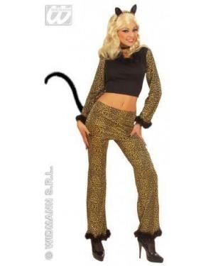 WIDMANN 5763L costume donna leopardo m
