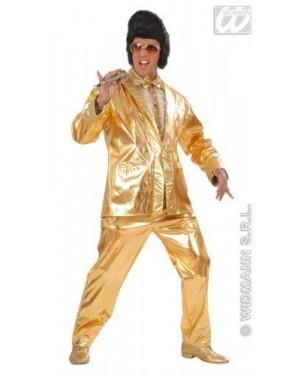 Costume Elvis Xl King Of Rock Lusso