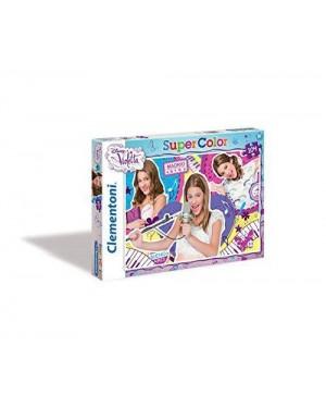 CLEMENTONI 27878 puzzle 104 pz violetta