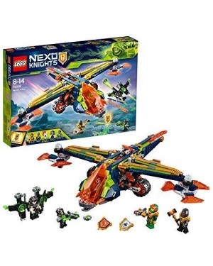 LEGO 72005 lego nexo knights x-bow di aaron