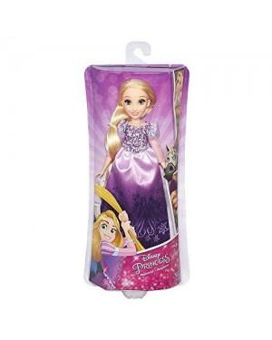 hasbro b5284eu4 disney princess bambola ass1 ariel/rapun/cener