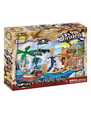COBI 6014 250 pcs pirates /6014/the pirate