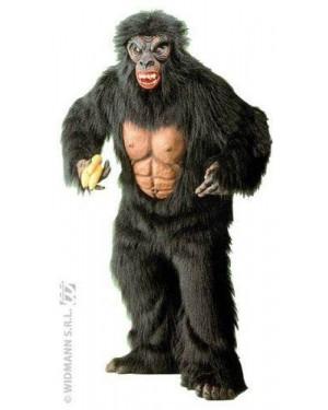 Costume Gorilla In Peluche M Teatrale