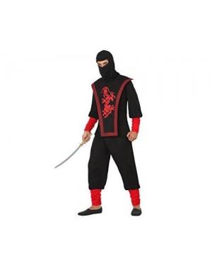 ATOSA 17319.0 costume ninja m-l