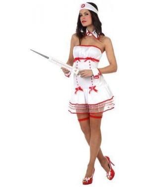 Costume Da Infermiera Sexy, Adulto T- 2