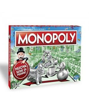 HASBRO C1009103 monopoly rettangolare classico