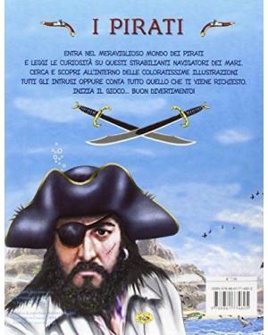 GRILLO PARLANTE  libro cerca e scopri i pirati