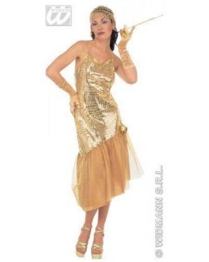 WIDMANN 35233 costume lulu anni 30 l in pailettes