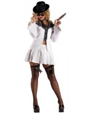 Costume Donna Gangster M