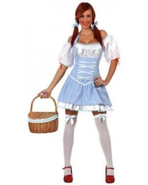 ATOSA 12289 costume donna dorothy t-1