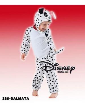 Costume Dalmata 3/4 Disney