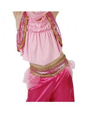 Costume Odalisca 3/4 Danzatrice Del Ventre