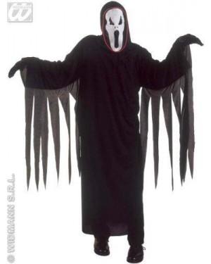 Costume Scream Adulto Con Maschera 48/50
