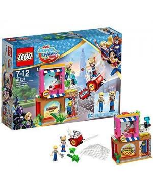 LEGO 41231 lego dc girls harley quinn salvataggio