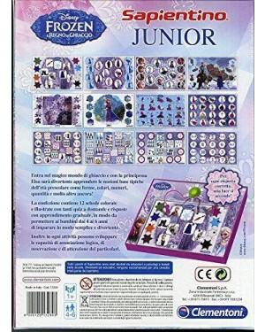clementoni 13284 junior disney frozen