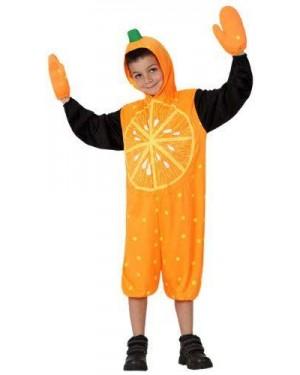 Costume Arancia, Bambino T. 1