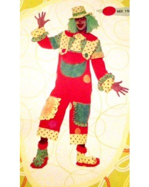 Costume Clown L 54