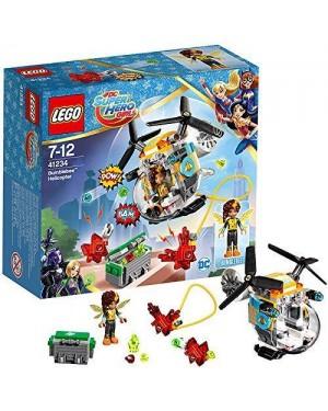 LEGO 41234 lego dc girls elicottero bumblebee