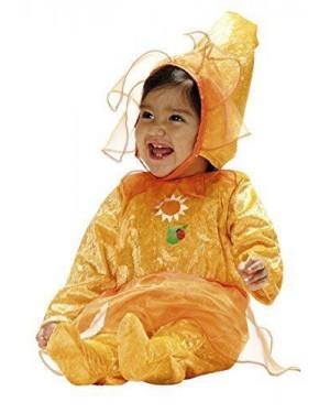 Costume Baby Girasole