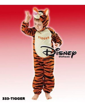 Costume Tigger 5/6 Disney Tigro