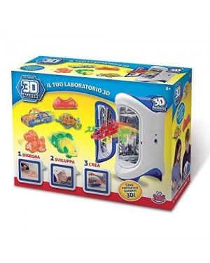 GRANDI GIOCHI GG00147 stampante 3d magic laboratorio 3d