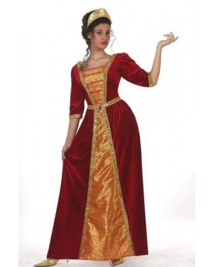 Costume Principessa Medievale Tg 2 M