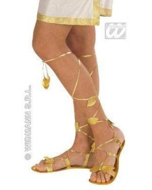 widmann 1830g sandali oro greca romana egiziana dea fata