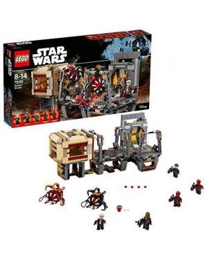 LEGO 75180.0 lego star wars tm fuga dal rathtar