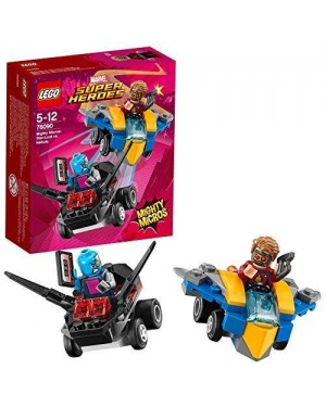 LEGO 76090 lego super heroes mighty micros: star-lord contro