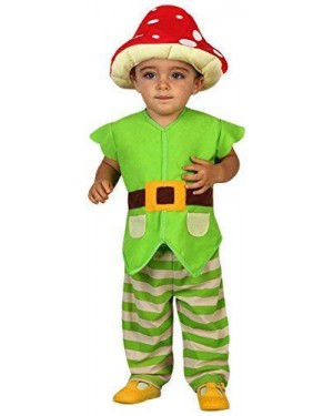 Costume Da Folletto, Baby T. 6-12 M